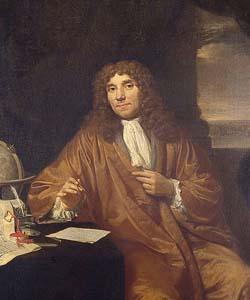 Father of Microbiology - Anton van Leeuwenhoek - Top bloke :P