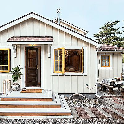 A Run Down Beach Shack Becomes A Family Oasis Outdoor