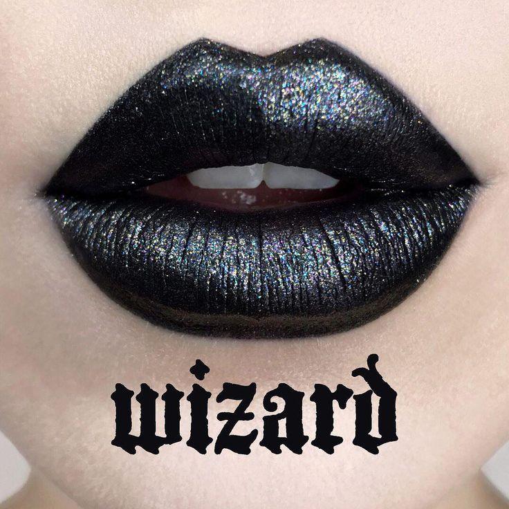 "@katvondbeauty) on Instagram: ""⚡️AVAILABLE NOW on katvondbeauty.com and Sephora.com⚡️Everlasting Glimmer Veil in #WIZARD {black…"""