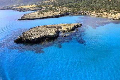 Latchi, Cyprus Blue Lagoon