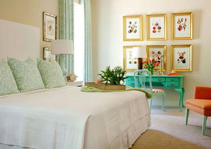 17 Best Ideas About Orange Bedrooms On Pinterest Grey