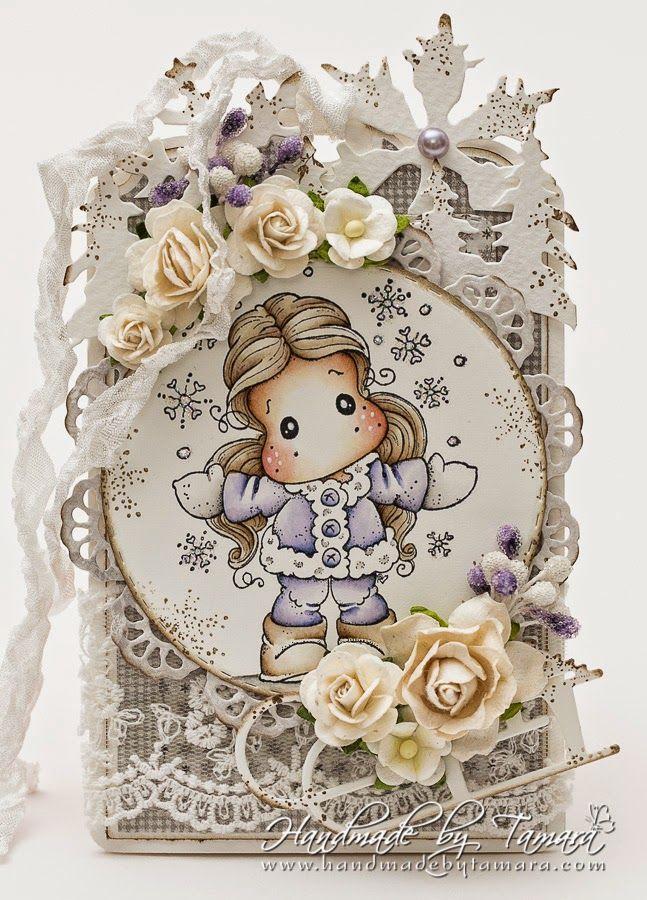 Handmade by Tamara: Tilda in cozy coat for Noor! design UK