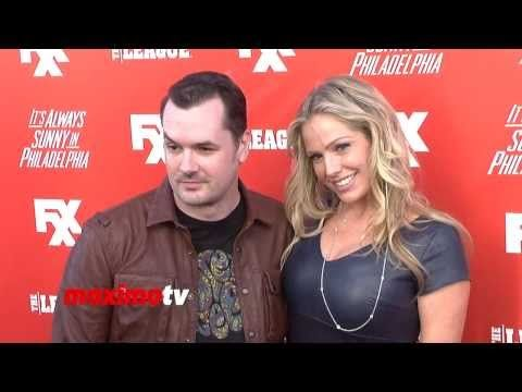 "Jim Jefferies FXX ""It's Always Sunny In Philadelphia"" Season 9 & ""The Le..."