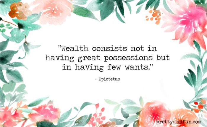 wealth consists not in having great possessions essay In this essay, i will be outlining the christian teachings on wealth and poverty   wealth is defined as the state of being rich and affluent having a plentiful supply  of  christians believe that wealth can be either used for good, or for evil   greed a man's life does not consist in the abundance of his possessions luke  12:15.