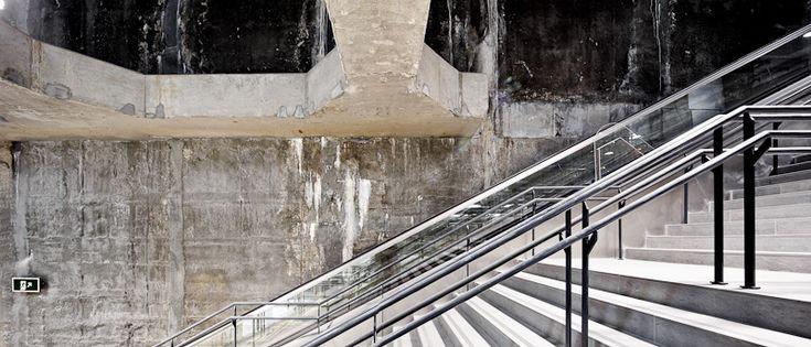 Garcés – de Seta – Bonet > Estaciones Metro L9