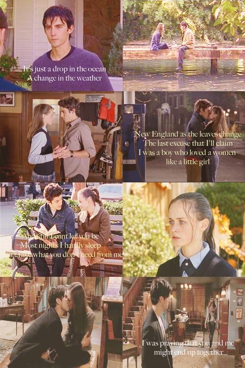 Gilmore Girls - Rory & Jess
