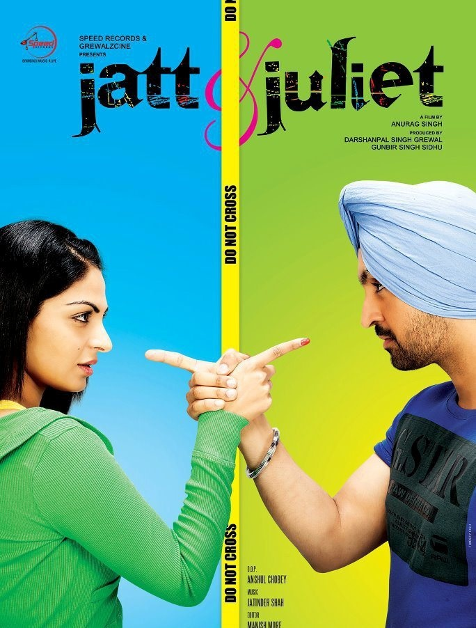 Jatt And Juliet is an UpcominG punjabi Comedy Film Starring Neeru Bajwa and Diljit Dosanjh   After the success of Jihney Mera Dil Luteya,Both Neeru Bajwa and Diljit Dosanjh will be seen together in their upcoming Punjabi movie named Jatt and Juliet.