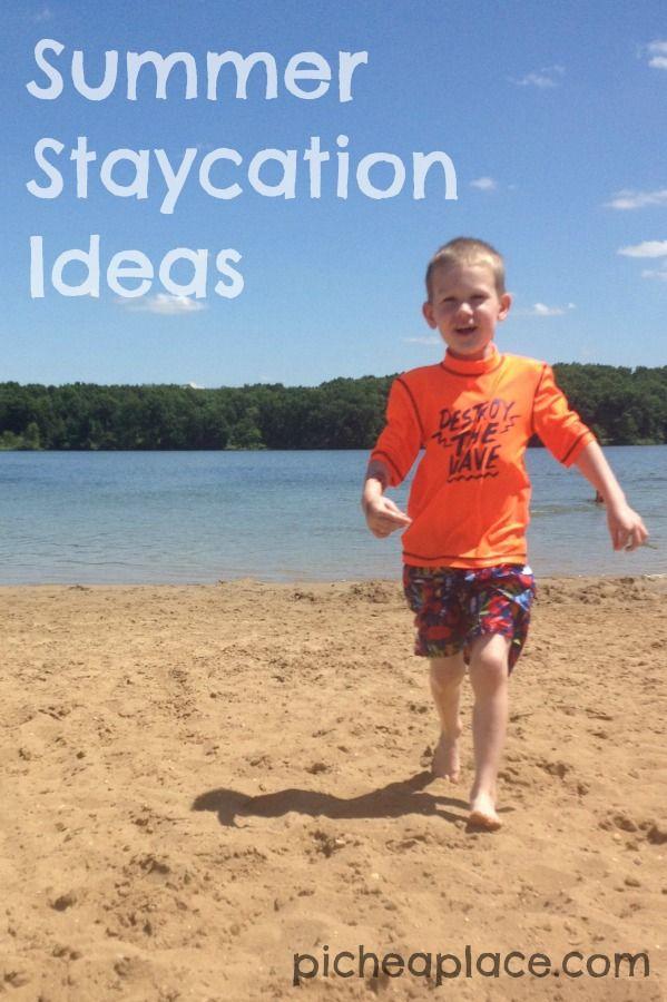 Summer Staycation Ideas