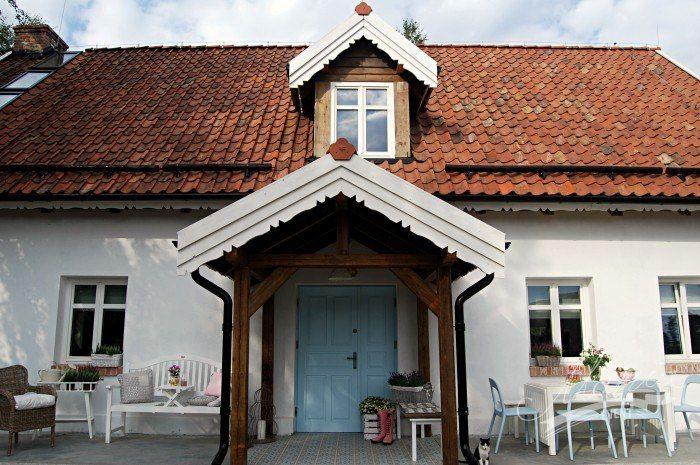 Domek na wsi projekt Doroty Szelągowskiej