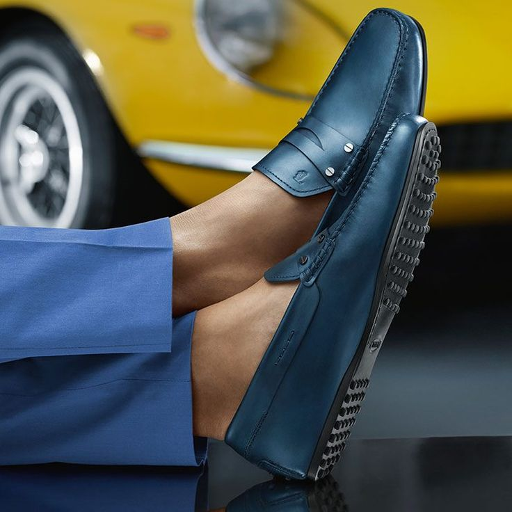 Gommino Loafers – Men's Shoes – Driving Icons SS15 – Tod's US
