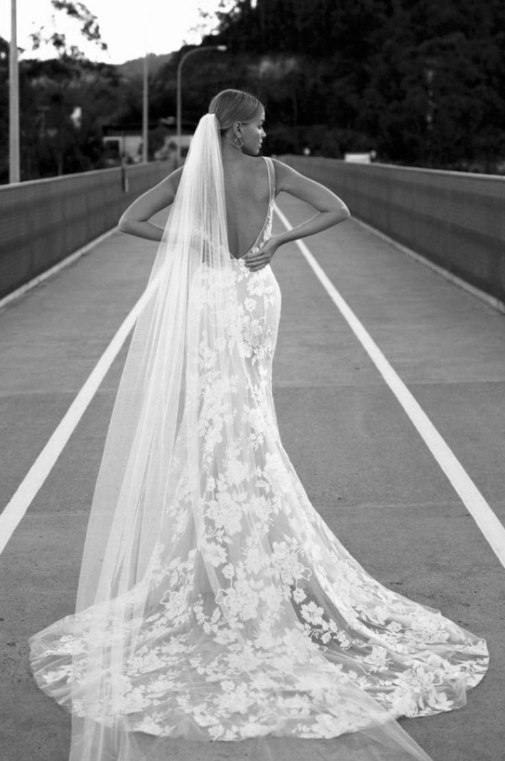 """The """"STEVIE"""" Gown by Made With Love 
