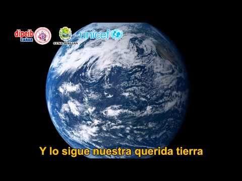 Cantemos los Planetas - YouTube