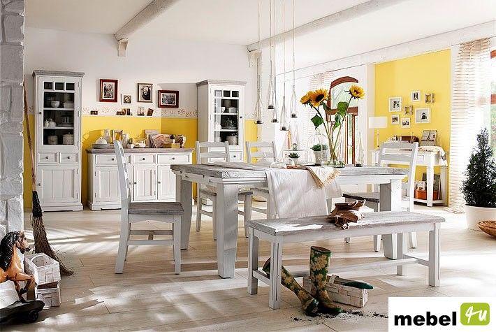 Stół drewniany OTELLO T19 - sklep meblowy