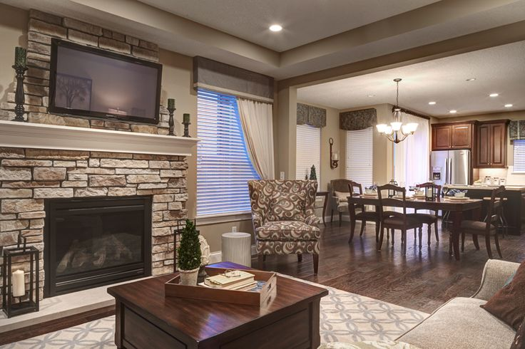 Mattamy model home pictures