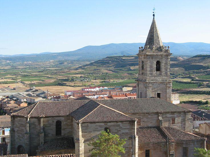 Iglesia de la Asunción, Navarrete, La Rioja