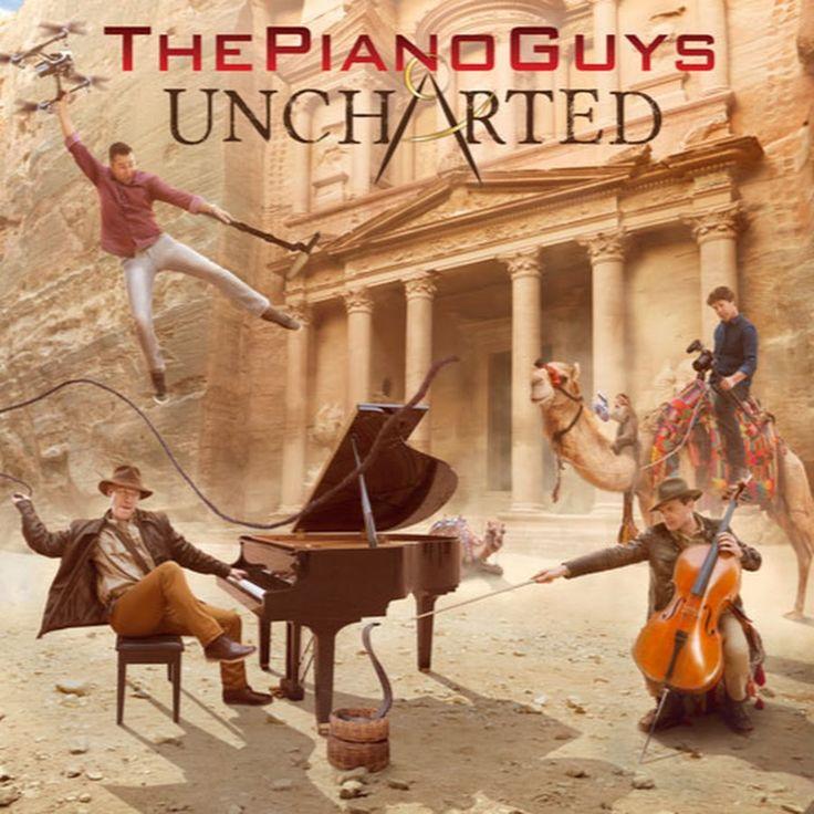 Innovative piano/cello music videos - The Piano Guys - YouTube channel