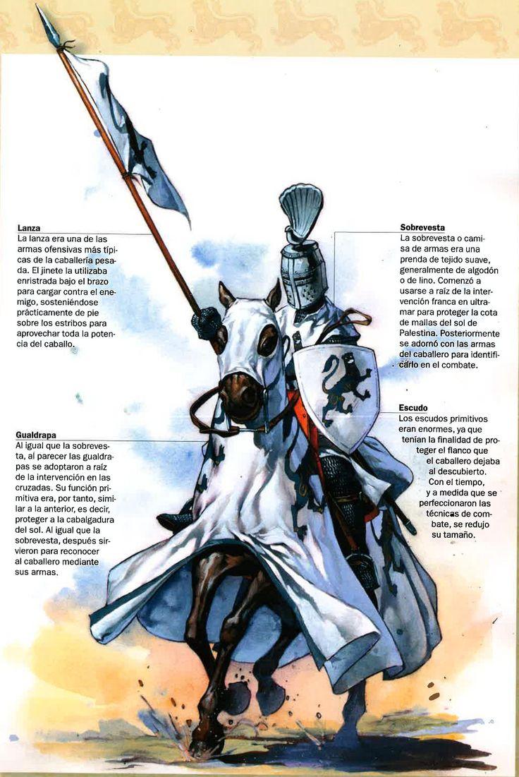 Caballero Francés, Siglo XIII