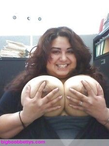 Huge Tits At Work 85