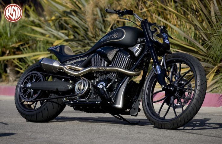 VICTORY Custom Motorcycles