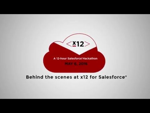 Behind the scenes at x12 for Salesforce® http://x12.extentia.com/