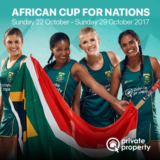 Congrats to the SA Womens Hockey Team on their epic 5-0 win against Kenya in Egypt on Sunday! Good luck for the game tomorrow. #ACN2017 #AfricaCup