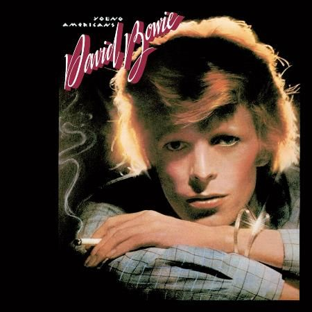 DAVID BOWIE -Young Americans (1975) - Luke's 'album of the year'.  Seventies / 1970s music