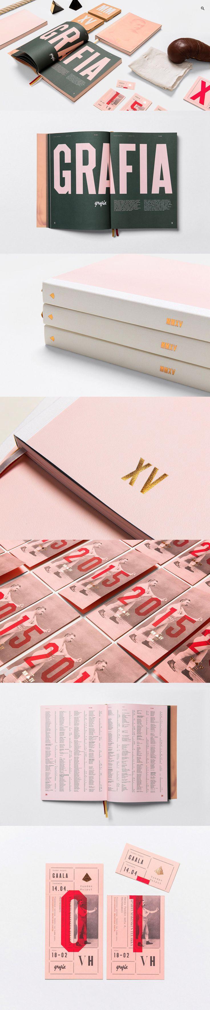 Amazing graphic design & editorial Layout   By Kuudes