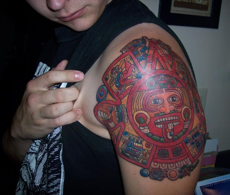 AWESOME Indian #tattoo, www.thetattoofanatic.com