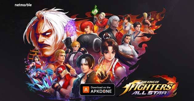 New Apk The King Of Fighters Allstar 1 1 2 Mod Unlimited Skill