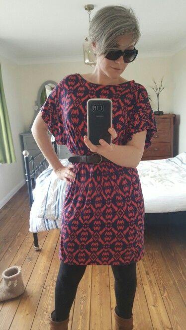 @sewhouseseven Bridgetown Backless Dress