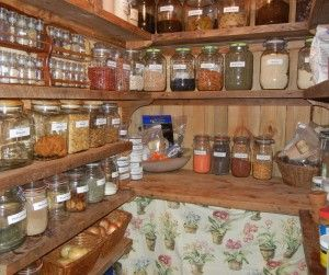 Give Your Pantry a Healthy Makeover - getpurevitality.comOrganic Pantries, Organic Ideas, Kitchens Ideas, Pantries Ideas, Food Storage, Whole Food, Diy Glasses, Glasses Jars, Pantries Makeovers
