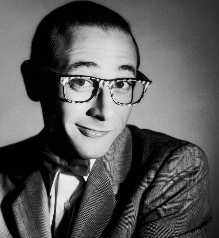 Yup, it's Pee-wee Herman... one of 171 celebrities in a new book by Greg Gorman for L.A. Eyeworks