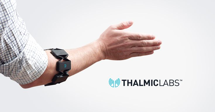 Thalmic Labs - Makers of Myo gesture control armband.  We are building the future of wearable technology.