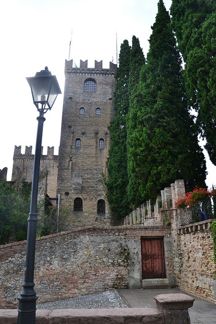 Conegliano, Italy --- Another view of the Castle