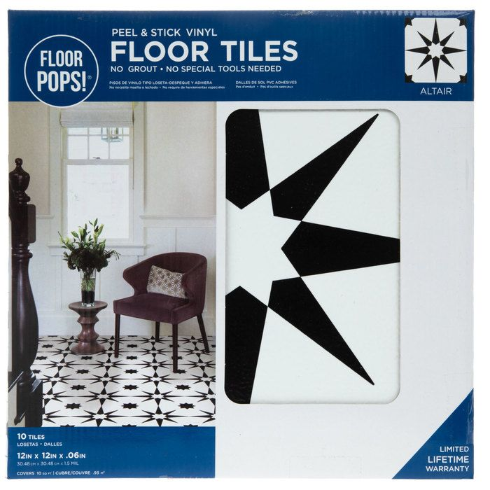 Get Altair Peel Stick Vinyl Floor Tiles Online Or Find Other Adhesive Wall Art Vinyl Products From Hobb Peel Stick Vinyl Vinyl Flooring Adhesive Wall Art