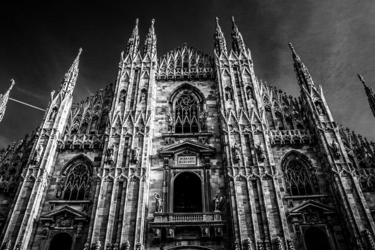 Chatedral of Milan by Controluce Fotografi on 500px