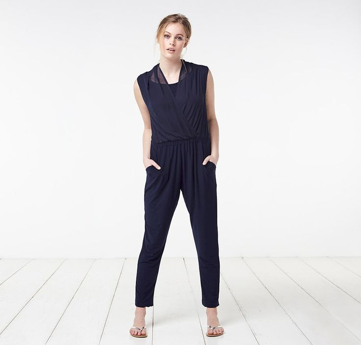 A jumpsuit is a must-have for the summer season. Flattering on everyone, this versatile piece can be dressed up or down, making it an instant classic.