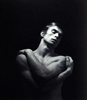 Rudolf Nureyev photographed in New York by Cecil Beaton, 1961. @designerwallace