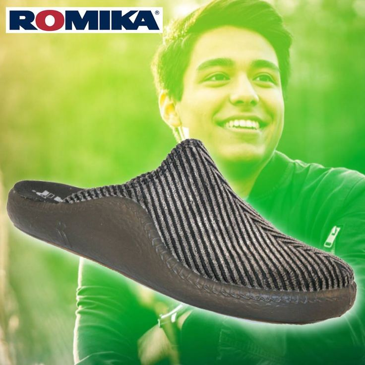 Romika Slippers for Men! #romikafootwear #slippers #comfort #christmasgift