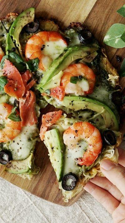 そうめんピザ ~ レシピ | Tastemade