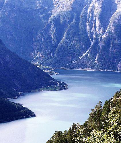 Eidfjord, Hordaland, Norge