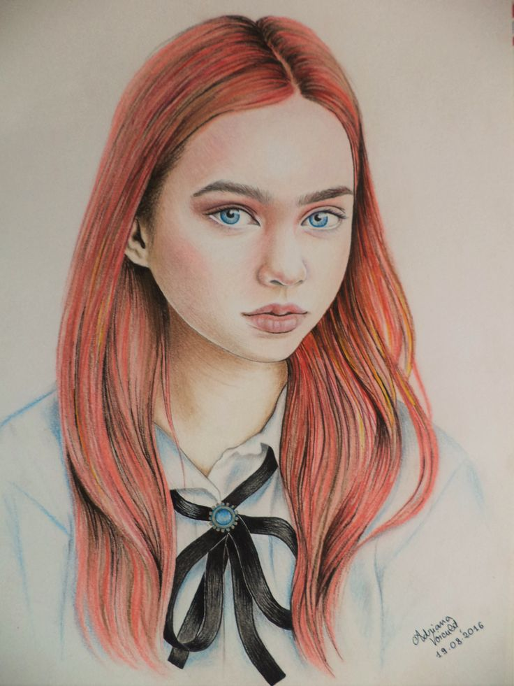 """Check out my @Behance project: """"Ginger""""…"""