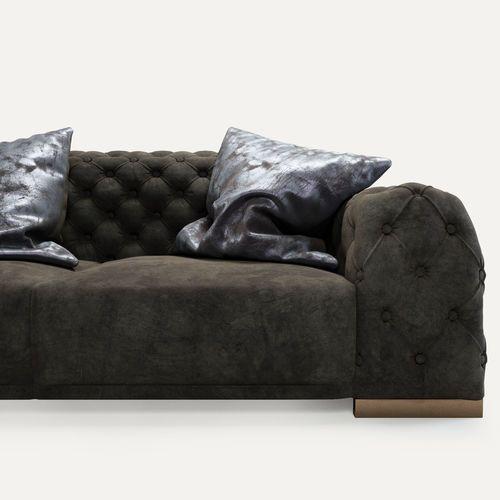 CRAVT ORIGINAL Panca Sofa   3D Model