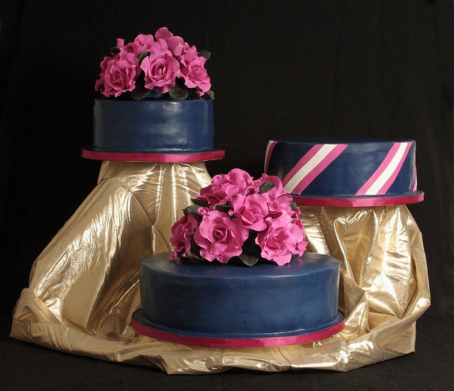 blue pink and gold wedding cake 25 curated navy amp pink wedding ideas by ladymweddings 11999