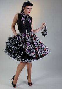67 best retro dresses petticoat kleider images on. Black Bedroom Furniture Sets. Home Design Ideas