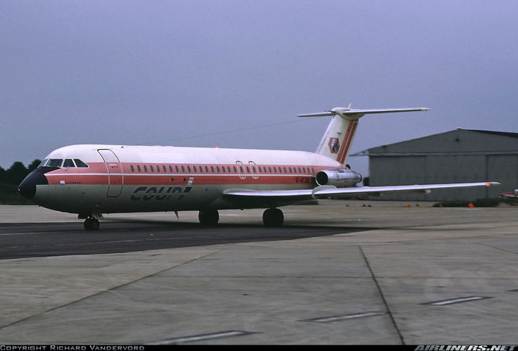 BAC 111-521FH One-Eleven - Court Line | Aviation Photo #1896115 | Airliners.net