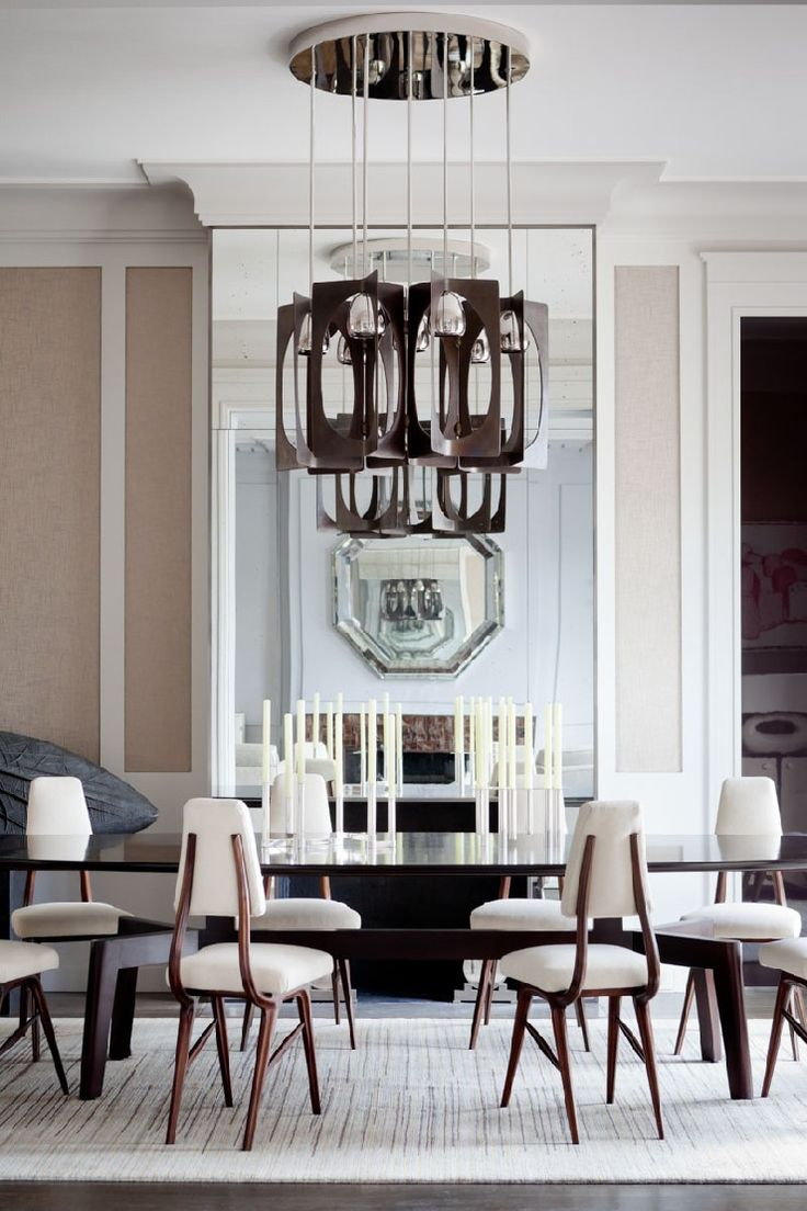 25 Best Interior Design Projects By Jean Louis Deniot French Dining RoomsLuxury