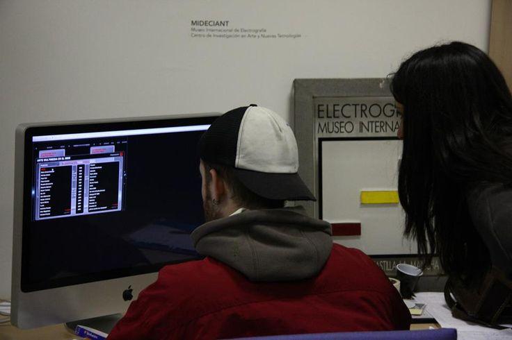 Master de Investigación en el Mide Ciant en el campus de Cuenca