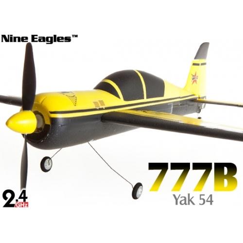 Nine Eagles 777B YAK 54 2.4G 4ch Plane RTF Set $97.99