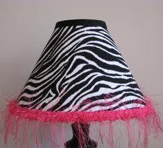 afbeeldingsresultaat voor black and pink zebra room decor